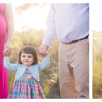 A Sun Drenched Maternity Session | Virginia Beach Family Photographer